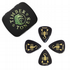 Zodiac Tones Scorpio Tin of 4 Guitar Picks